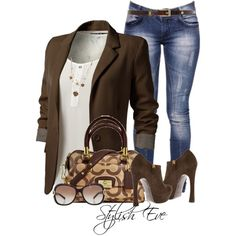"""Noha"" by stylisheve on Polyvore. LOVEEE"