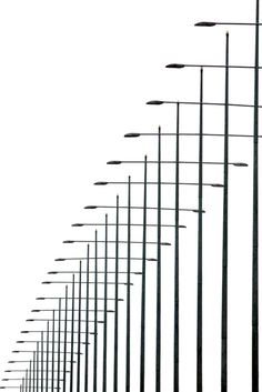 Light Poles by Giorgio Karayiannis
