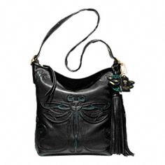 LEGACY ANNA SUI DRAGONFLY LARGE DUFFLE - I cannot wait until this turns up at the outlets........