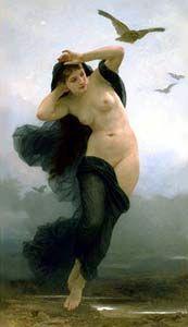 Nyx- the goddess of the Night