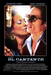 """El Cantante"" starring Marc Anthony and Jennifer Lopez.  This movie is a testament to why these two were ever a couple.  Great chemistry.  http://www.youtube.com/watch?v=3rze2GO3Lnk=related"