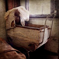 vintage baby carriage | vintage baby carriage. | Baby Carriage