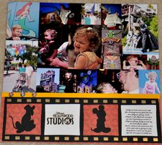 Super Easy Hollywood Studios Page - Disney - Mickey and Friends Cartridge [29-0382] - Cricut Forums
