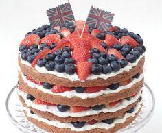 jubile spong, english cake, queens, diamonds, birthdays