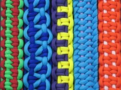 knots patterns paracord | ... Review: Paracord Fusion Ties Volume 1 by J.D. Lenzen | Paracord Blog