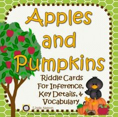 Apple Blog Hop ~ Rehearsing Learning with Puppets
