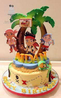 jake and the neverland pirates cake walmart - photo #44