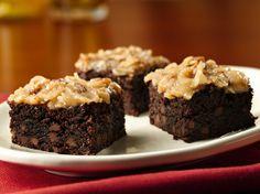 Gluten Free German Chocolate Brownies