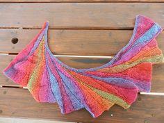 Ravelry: fibreweb's Swingy Wingspan