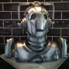 Cyberman cake