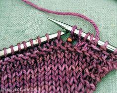 knitting projects, ad bead, craft idea, knitting tutorials, chris pine, yarn, diy crafti, knit project, add bead