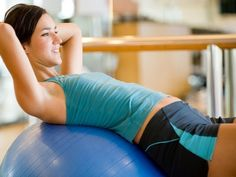 9 exercises to get rid of that muffin top