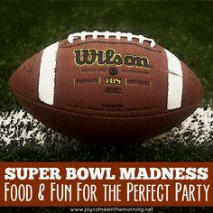 Super Bowl Madness: