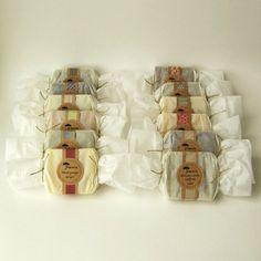 Soap packaging