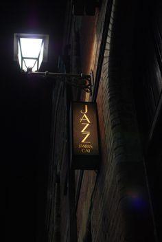 JAZZ Club, Paris, France
