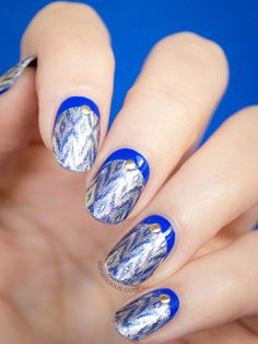 Hybrid Strips-and-Polish Nail Art http://www.ivillage.com/so-pretty-10-spring-nail-art-trends-try-right-now/5-a-562659