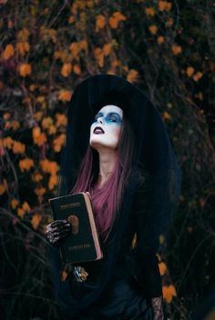 """""""At the word witch, we imagine the horrible old crones from Macbeth. But the cruel trials witches suffered teach us the opposite. Many perished precisely because they were young and beautiful."""" ~ André Breton,  Anthology of Black Humor"""