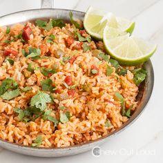 Best Easy Mexican Rice Recipe - RecipeChart.com