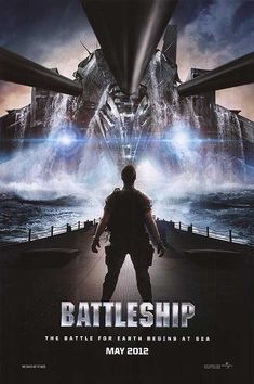 Battleship movie review: ships and giggles    http://bit.ly/I16GVT