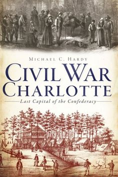 The Queen City's factories produced gunpowder, percussion caps & medicine for the Confederate cause. Perhaps most importantly, Charlotte housed the Confederate Naval Ordnance Depot and Naval Works, manufacturing iron and providing valuable ammunition for the South. Charlotte also served as home to a military hospital, a Ladies Aid Society, a prison and even the mysterious Confederate gold. When Richmond fell, Jefferson Davis set up his headquarters in Charlotte, making it the unofficial capital.