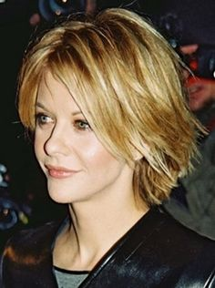 Medium Length Hairstyles For Women - Bing Images  I wonder how much maintenance this would require?