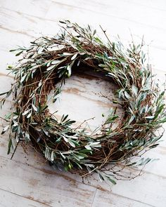 decor, christmas wreaths, hill collect, back doors, twig wreath, front doors, park hill, happy holidays, olives
