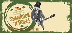 St Patrick's Day Long Beach   Queen Mary Hotel   Shamrock 'N Roll Queen Mary St Patricks Day Long Beach