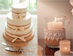 burlap wedding ideas | Burlap Themed Wedding - Rustic Wedding Chic