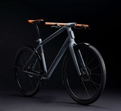 Canyon Urban Concept / Cycle EXIF