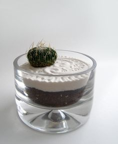 Make your own mini zen garden. Take an old tin lid, fill it with sand at the beach this summer … plunk in a tiny succulent or cactus and use a pen to create some paisley inspired graphics in the sand :}