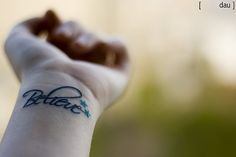 This is the tattoo I want except w/ 3 stars!!