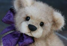 "12"" Mink Teddy Bear 695.00 www.kimbearlys.com"