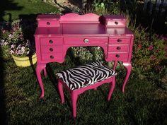 Pink..hot pink...nice!