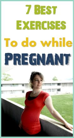 Best Prenatal exercises