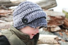 toddler boy crochet hat pattern