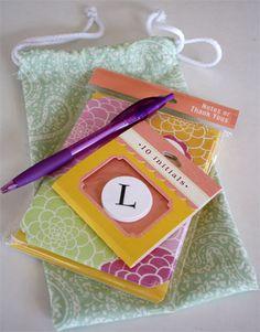 Drawstring bag how-to