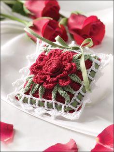A Rose for Mom Gift Sachet