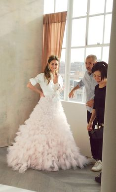 Olivia Palermo Behind-the-Scenes Cover Shoot