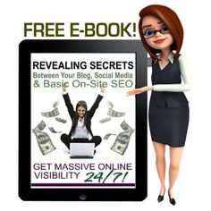 Photo: ---> Giving AWAY 1 FREE 60 minute CONSULT! Woohoo!!! :) LIKE this page & GO GET my free offer at  http://normadoiron.net/revealing-secrets-blog-seo-social-media-optin/ :) - when you've done this, you'll now get 1 chance to grab that complimentary consult. You will be advised August 1st if it's you! Pretty cool??? YUP! (◕‿◕) DO IT NOW! (Y)