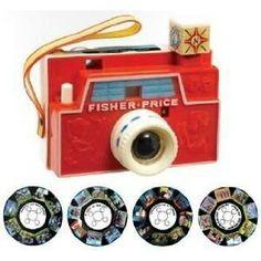 fisher price toys, disc camera, rememb, changeabl, retro, childhood memori, pictur disk, kid, cameras
