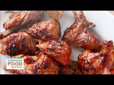 Barbecued Chicken - Everyday Food with Sarah Carey - YouTube