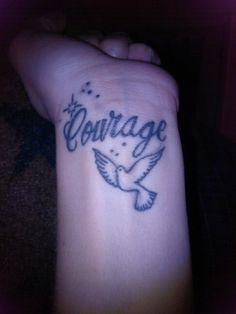 Trust no one tattoo Wrist tattoo | Tattoos/Piercings I ...