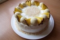 Tort spirala cu ananas - Culinar.ro