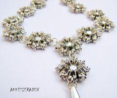 O - sparkle Necklace