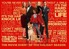 Annie Movie Review.