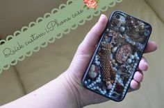 Quick custom iPhone case | The Lovable Lens blog