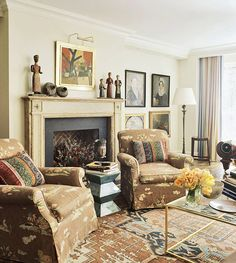 Classic and Contemporary: The Work of Eric Cohler - Traditional Home®