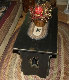 would be a great coffee table