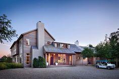 Modern Barn by John Hummel & Associates