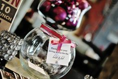 Bridal Shower: Advice for the Bride